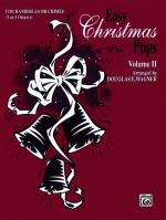 Easy Christmas Pops, Volume II - Book Sheet Music