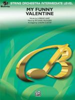 My Funny Valentine - Conductor Score & Parts Sheet Music