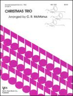 Christmas Trio, Trombone / Baritone Baritone Clef Sheet Music