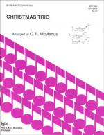 Christmas Trio, Bb Clarinet Sheet Music