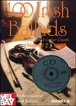 100 Irish Ballads Volume 2 Book/CD Set (With Words, Music & Guitar Chords) Sheet Music