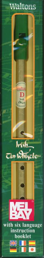 Walton's Irish Tin Whistle, Key of D Sheet Music