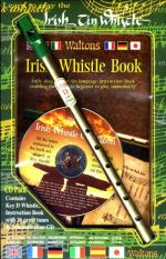 Learn to Play the Irish Tin Whistle Book/CD/Instrument Sheet Music