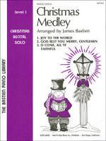 Christmas Medley, Piano Solo, Level 1 Sheet Music Sheet Music