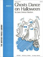 Ghosts Dance On Halloween Sheet Music Sheet Music