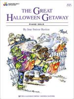 The Great Halloween Getaway Sheet Music Sheet Music