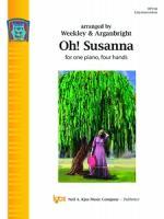 Oh! Susanna Sheet Music Sheet Music