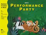 Performance Party, Book C Sheet Music