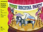 First Recital Party - Book C Sheet Music