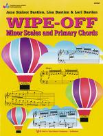 Wipe - Off: Minor Scales and Primary Chords Sheet Music
