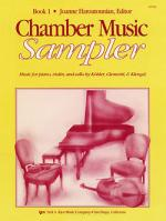 Chamber Music Sampler, Book 1 Sheet Music