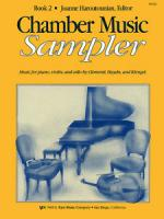 Chamber Music Sampler, Book 2 Sheet Music