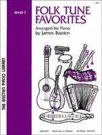 Folk Tune Favorites, Level 1 Sheet Music