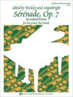 Serenade, Op. 7 Sheet Music