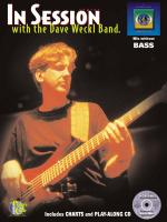 In Session With The Dave Weckl Band Sheet Music