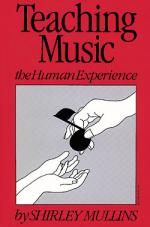 Teaching Music The Human Experience Sheet Music