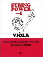 String Power 1, Viola Sheet Music Sheet Music