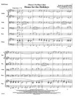 (There's No Place Like) Home For The Holidays - SCORE AND PART(S) Sheet Music