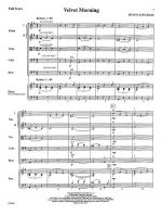 Velvet Morning - SCORE AND PART(S) Sheet Music