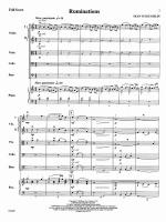 Ruminations - SCORE AND PART(S) Sheet Music
