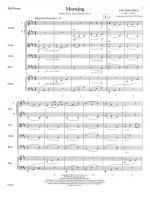 Morning - SCORE AND PART(S) Sheet Music