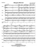 Bluegrass Blowout - FULL SCORE - LARGE Sheet Music