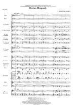 Dorian Rhapsody - SCORE AND PART(S) Sheet Music