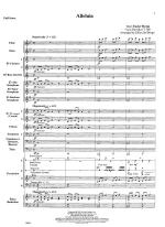 Alleluia - SCORE AND PART(S) Sheet Music