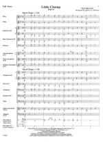 Little Champ - SCORE AND PART(S) Sheet Music