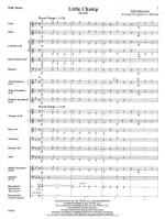 Little Champ - FULL SCORE - LARGE Sheet Music
