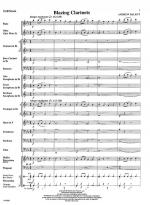 Blazing Clarinets - SCORE AND PART(S) Sheet Music
