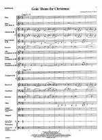 Goin' Home For Christmas - SCORE AND PART(S) Sheet Music