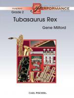 Tubasaurus Rex - SCORE AND PART(S) Sheet Music