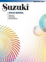 Suzuki Violin School Volume 2 - Violin Part (Revised Edition) Sheet Music