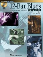 Dave Rubin: 12-Bar Blues - The Complete Guide For Bass Sheet Music