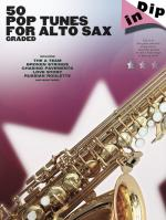 Dip In: 50 Graded Pop Alto Saxophone Solos Sheet Music