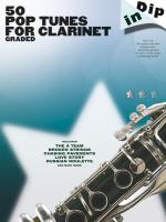 Dip In: 50 Graded Pop Clarinet Solos Sheet Music