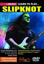 Lick Library: Learn To Play Slipknot Sheet Music