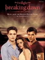 Twilight: Breaking Dawn, Part 1 - Piano Solo Pack Sheet Music