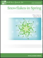 Snowflakes In Spring Sheet Music