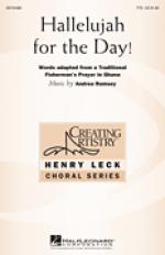 Hallelujah For The Day! Sheet Music