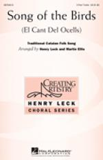 Song Of The Birds (El Cant Del Ocells) Sheet Music