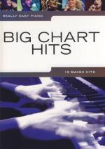 Wise Publications Really Easy Piano: Big Chart Sheet Music