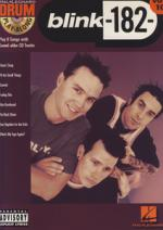Hal Leonard Blink 182 Drum Play Along #10 Sheet Music