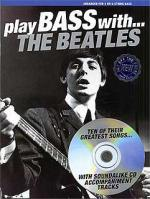 Music Sales Play Bass With The Beatles Sheet Music