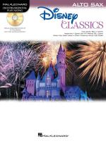 Alto Saxophone Play-Along: Disney Classics Sheet Music