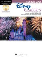 Tenor Saxophone Play-Along: Disney Classics Sheet Music