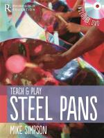 Mike Simpson: Teach And Play Steel Pans Sheet Music