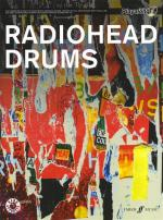Radiohead: Authentic Playalong - Drums Sheet Music