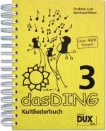 Edition Dux Das Ding 3 Mit Noten Sheet Music